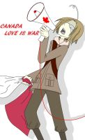 aph canada love is war by kaito95