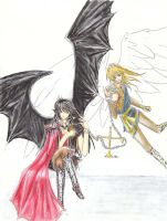 Balance Of Good And Evil by Phoenix091