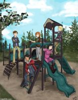 Playground by laurbits