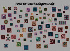 Background Pack by Seranda7