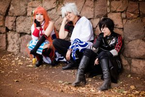 Gintama - Forever The Odd Jobs by cloeth