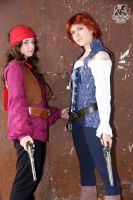 Pirate Ladies 1 by MiracoliCosplay