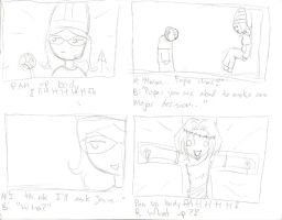 Pope for a Day Story Boards 4 by DoomGirlMeg