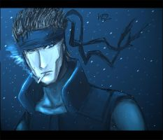 Metal Gear Solid - Snake Color by W-E-Z