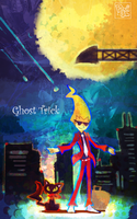 GHOST TRICK by PhuiJL
