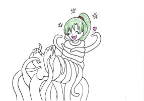 Taclosia tickle Lyn by tom65hg