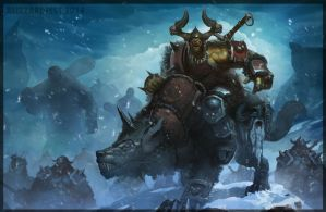 blizzardfest 2014_Winter by Cynic-pavel