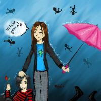 Its Raining Men by KittyNamedAlly