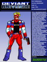 Deviant U: The Mighty American by bogmonster