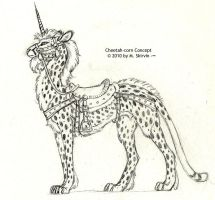 Cheetah-corn Concept by M-Skirvin
