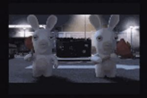 Rayman Raving Rabbids GIF Fun by coverop