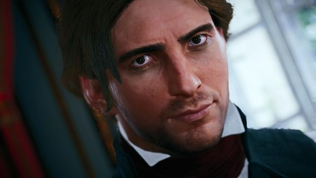 Arno Victor Dorian | 1789 | 21 years old by JuanmaWL