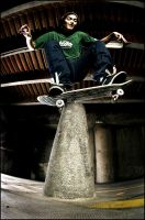 Will - Wallie Hothead by SnoopDong