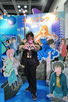 CF'13 Day 2: Orihara Izaya - Show some love! by FAT8893