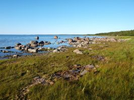 Saaremaa Seaside 11 by K1ku-Stock