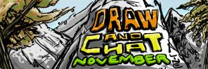 Draw And Chat November 2013 by LineDetail