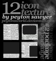 12 Icon Texture 2 by peytonsworld