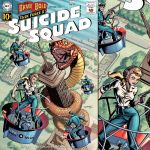 Suicide Squad Cover Details by LostonWallace