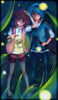 Children Of The Fireflies by Alie-Reol