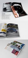 CATWALK Magazine Template by andre2886