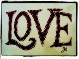 love by awjay