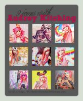 Audrey Kitching icons no.7 by lili-cherry-blossom