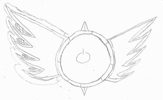 TaShawn's Cutie Mark (Protector to Guardian) by GreenMint4265
