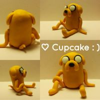 Jake The Dog by Cupcake-SmileyFace