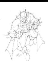 batman sketch by charlessimpson