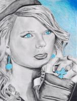 Taylor Swift by Rollingboxes