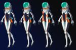 SpaceSuitDesigns by DINO-SAWR
