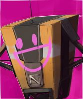 Claptrap :D by bended