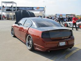 Two-Toned Charger by KateKannibal