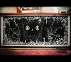 Botanica Garden Cafe Counter by Simanion