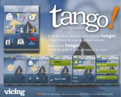 Tango S40_V.01 by vicing