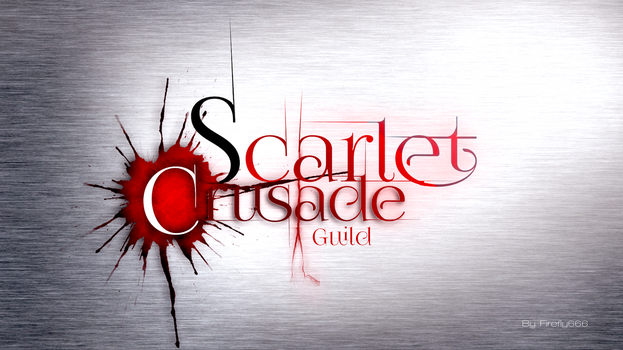 Scarlet Crusade Guild #2 by firefly6661