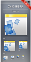 Icon XviD4PSP5 by ncrow