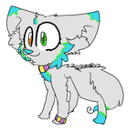 Art Trade Sophie by crazy-rainbow-zombie