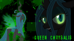 Queen Wallpaper by Weisdrachen
