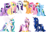 Wet Manes Revisited by Bananers97