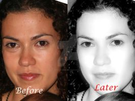 Alexandra Before After by espinosaerik