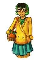a cornelle by spacemerperson