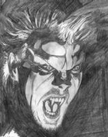 David from LOST BOYS sketch by SodiumNoir