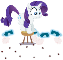 Rarity Roachkill by adcoon