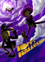 Concour halloween by thebigkirby