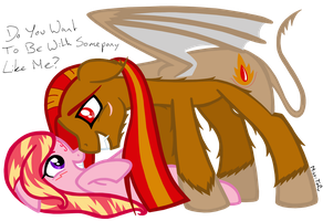 Do You Want To Be With Somepony Like Me? by MissiTofu