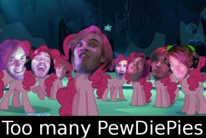 Pinkie Pewds by PrincessSchalaZeal