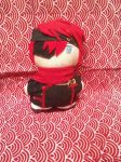 Lavi Mini Plushie by snowtigra