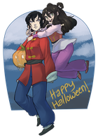 2013 Halloweenies by qeius