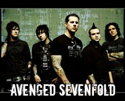 Avenged Sevenfold by KillSwitchFz
